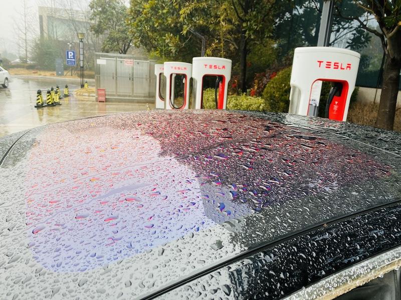 特斯拉Model 3雨刷器的黑科技